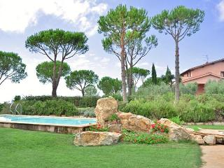 Villa Morellino, Rispescia