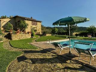 Villa San Gimignano, Pancole