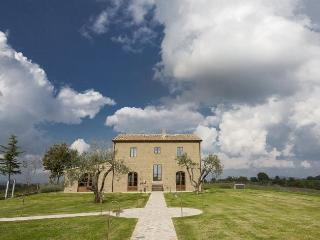 Villa Sorano, San Quirico