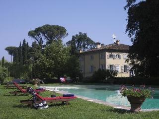 Villa Vittoria, Vorno