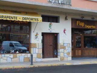 Apartamento Flap 3 (1ºizda.), Castejon de Sos