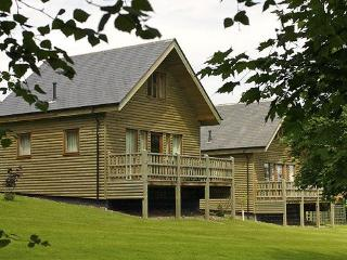 Beautiful 2 bedroom lodges set within a beautiful valley., Richmond