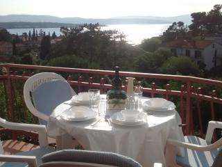 Sew view apartment in Malinska island of Krk