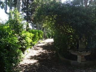 Villa Esther, Appartamento in centro con giardino, Ostuni