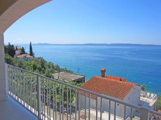 Modern holiday accommodation with sea view 4493, Okrug Gornji