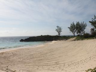 John Smith's Bay is one of Bermuda's premier public beaches. Only a 5 min. walk from the front gate.