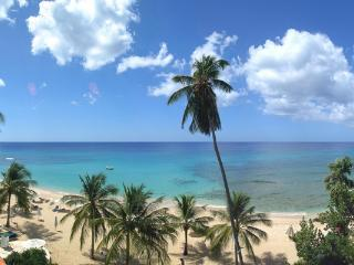 Seaview condo on the fourth floor of the Bougainvillea Block. BS GB4, Barbados