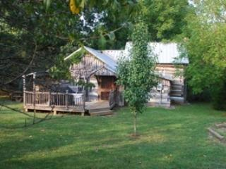 Homestead Cabin, Lexington