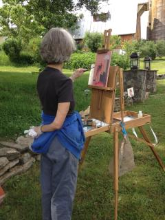 plein aire painting opportunities abound!