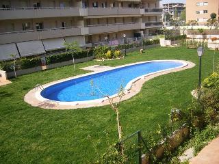 Apartamento Salou 4 hab.  Cerca playa con piscina