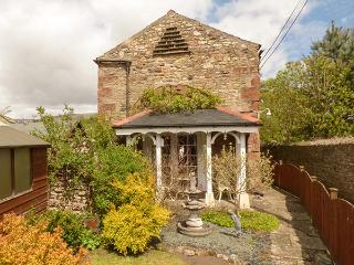 LINDEN LEA, stone semi-detached cottage, garden, in Brough, Ref 924658, Brough Sowerby