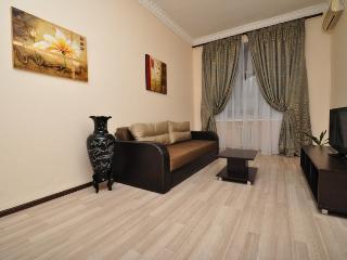 Spacious apartment on Kreschatik st., Kiev