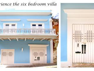 6 BR/3.5 BA Luxury 3 Story Villa 4,750 Sqft, San Juan