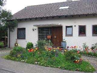Vacation Apartment in Sachsenheim - 280 sqft, 1 living / bedroom, max. 3 people (# 8722)