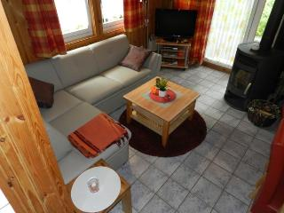 Vacation Home in Extertal - 753 sqft, 2 bedrooms, max. 4 People (# 8724)