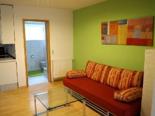 Vacation Apartment in Muensingen - 388 sqft, 1 living / bedroom, max. 2 People (# 8726)
