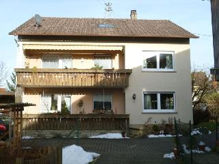 Vacation Apartment in Bad Liebenzell - 753 sqft, 1 bedroom, 1 living / bedroom, max. 4 People (# 8727)
