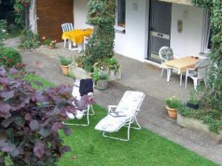 Vacation Apartment in Bad Bellingen - 323 sqft, 1 living / bedroom max. 2 People (# 8759)