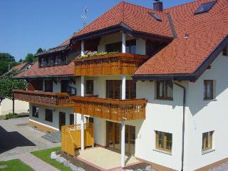 Vacation Apartment in Höchenschwand - 753 sqft, 1 bedroom, max. 2 People (# 8761)