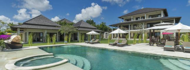 Villa Bulan Putih from the Pool