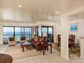 Witness Unforgettable Sunsets in this Mid Level, Ocean Front 2BR Condo.  #94