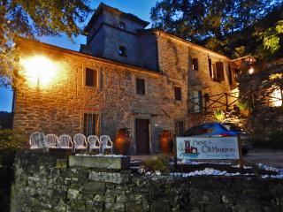 Pieve di Camaggiore - Giglio, Firenzuola