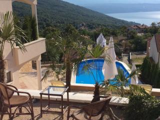 Apartment in Beauty Villa Georgina with sea view, Opatija