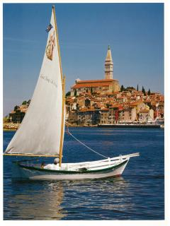 Breathtaking Rovinj beauty! The house is 400 m from here!