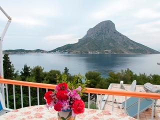 panoramic sea view apartments 2-3 persons (4 apts), Kalymnos