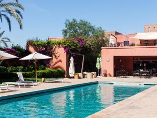 Welcoming apartment near a golf course, Marrakech