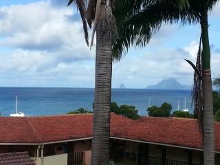 studio avec terrasse vue mer ste anne martinique