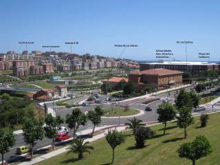 Apartamento de 3 habitaciones, Santander