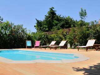 piscine du gite cerise