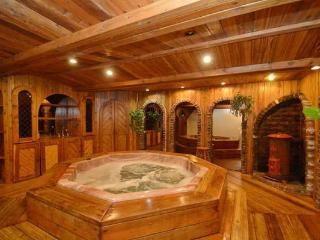 6 Bed Blue Mountain Cottage with Indoor Hot Tub #1, Blue Mountains