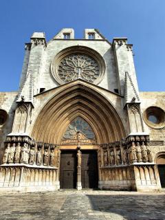 Catedral de Sta. María de Tarragona.