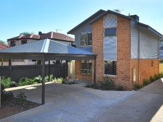 two storey townhouse, Kalgoorlie