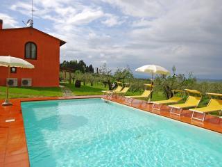 8 bedroom Villa in Montespertoli, Chianti, Tuscany, Italy : ref 2294059