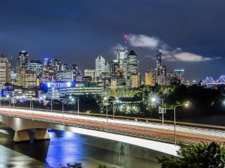 Riviera Villas Southbank - river and city views, Brisbane