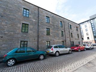 Holiday apartment in Leith, Edinburgh