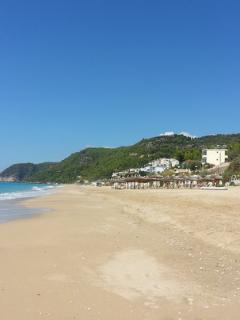 OUR SANDY BEACH