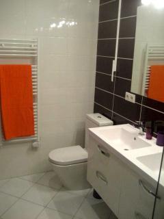 salle de douche de la Suite 2