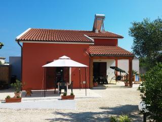'''Villalba'''casa con giardino, Sciacca