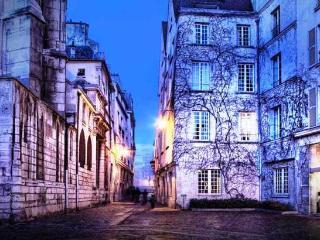 CLASSIC STUDIO APT IN LE MARAIS, París