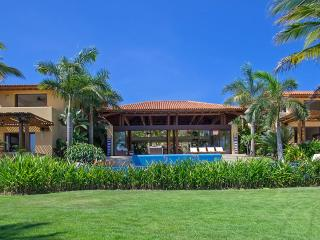 Stylish Luxury Estate sits over a private, white sandy beach, located in Punta Mita, Punta de Mita
