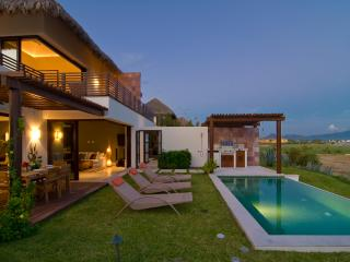 Beautiful 3 Bedroom Zen Villa in the exclusive Punta Mita Resort, Punta de Mita