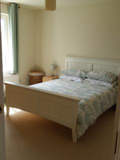 King size double room facing harbour