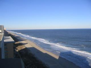 CENTURY 1: 2 BR 2 BA, North Ocean City, DIRECT Oceanfront, FABULOUS Views!!