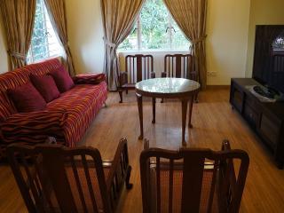 Living Room of Unit B