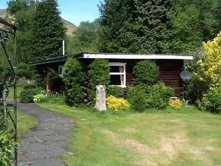 Log Cabin in Loch Lomond & Trossachs National Park