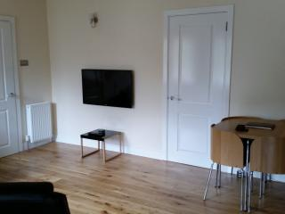 completely refurbished main living room.